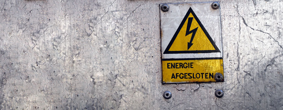 energie-afgesloten